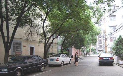 站前西路59号公路局宿舍图片
